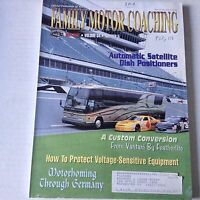 Family Motor Coaching Magazine Vantare By Featherlite May 1997 061917nonrh