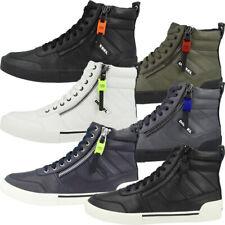 Diesel S-dvelows Chaussures Men Hommes High Top Loisirs Cuir Sneaker y01988-pr013