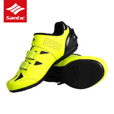 SANTIC Cycling Road Bike Shoes Lockless Wear-resistant Non-slip RB Flat Shoes