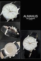 ALMANUS FLYERS AUTOMATIC CHRONOGRAPH MEN'S WATCH WITH VALJOUX 7750