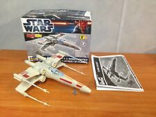 2012 Star Wars Snap Tite Revell Model Kit No 1856 Luke's X-Wing Fighter