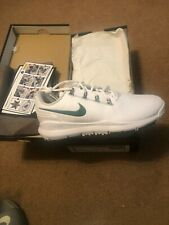 New TW 14 Tiger Woods Golf Shoes Masters Edition 559416 102 DS