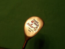 TAYLORMADE TOUR PREFERRED BURNER 18* 4 WOOD - STIFF FLEX STEEL SHAFT - GOOD COND