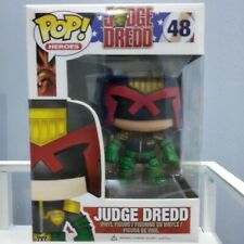 Judge Dredd Funko Pop #48 Vaulted Rare