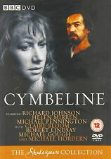 Cymbeline - BBC Shakespeare Collection 1983 Brand New Sealed DVD