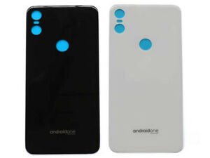 For Motorola Moto One P30 Play XT1941 Battery Back Door Cover Glass Replacement