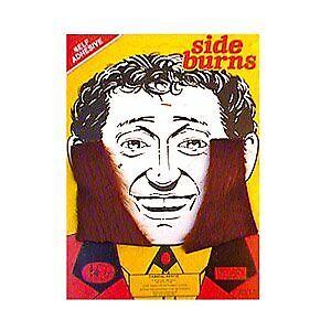 Side Burns (Brown)