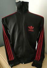 Adidas Originals Vintage Style Europa Tracksuit Track Top Jacket Veste Retro MED