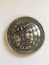 Medaille De Table GLAM GROUPE DE LIASONS AÉRIENNES MINISTÉRIELLES