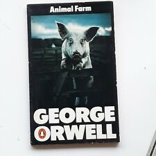 Animal Farm, A Fairy Story by George Orwell / Penguin Classics (1977)