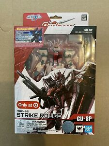 "Gundam Universe Target Exclusive GU-SP Strike Rouge 6"" Action Figure Complete"