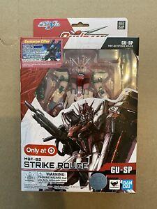 "Gundam Universe Target Exclusive GU-SP Strike Rouge 6"" Action Figure Complete"
