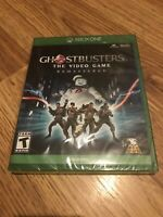 Ghostbusters Video Game Remastered Xbox One New sealed Brand New