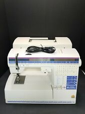 HUSQVARNA Viking #1 300 Embroidery Sewing Machine W/ Accessories No Foot Pedal