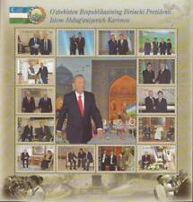 Uzbekistan Usbekistan MNH** 2018 Mi.Karimov Limited Edition See 5 Scan read text