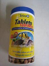 Articles de nourriture comprimés pour aquarium, bassin et mare