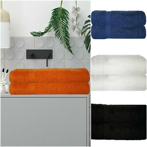 Luxury Bath Sheets Hotel Quality 35 x 70 Towels Cotton 100% Sheet - Beach Spa