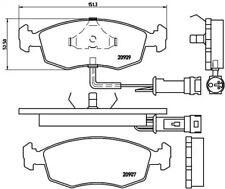 Front Brake Pad Set BREMBO P 24 007