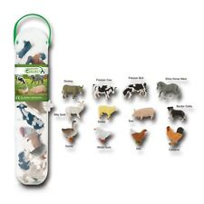 Collecta a1110 Mini Animales de granja caja TUBOS - NOVEDAD 2018