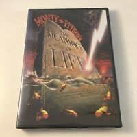 Monty Python's the Meaning of Life DVD Graham Chapman NEW SEALED