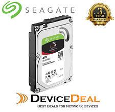 "Seagate ST4000VN008 4TB IronWolf 3.5"" SATA3 NAS Hard Drive"