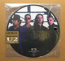 (LP) U2 - Red Hill Mining Town [2017 Mix] / Picture Disc / RSD 2017 / NEW