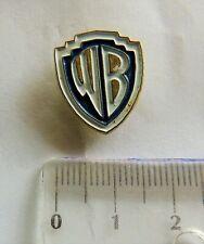 Warner Bros Music Records crest badge pin anstecknadel
