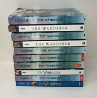 Lot 10 THE WANDERER by Sharon Creech Guided Reading Class Set Newbery