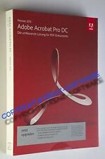 Adobe Acrobat Pro DC 2015 Macintosh Upgrade ab Acrobat X (=10) deutsch Box -MwSt