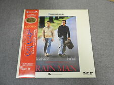 Rain Man - Laser Disc - OBI JAPAN LD 2disc