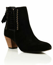 Superdry Womens Siri Lace Up Boots