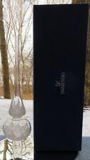 Swarovski Crystal Christmas Tree Topper Finial (#5301303) Mint & New in Box
