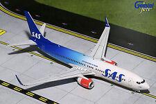 Gemini200 SAS Boeing 737-800 (70th Anniversary) G2SAS656 1/200, REG# LN-RGI. New