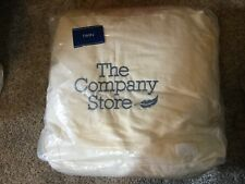 "The Company Store Legends Geneva Down Comforter supersize twin 72""x92""  $349"