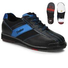 Mens Dexter SST 8 Pro Bowling Shoes Black/Blue Soles & Heels size 7-13