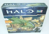 REVELL HALO UNSC PELICAN 1:100 SCALE MODEL KIT W LIGHT & SOUNDS!