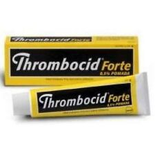 Thrombocid Forte 60g. Cream Antivaricose therapy. topical use.