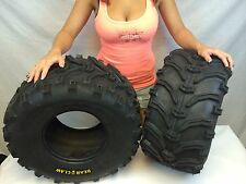 NEW KENDA K299 Bear Claw 24x11-10 ATV Tires Set of 2 24x11x10 Pair Bearclaw 6ply