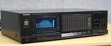 Technics SH 8066 . 12-Band Graphic Equalizer, Spitzenklasse, Spectrum Analyzer