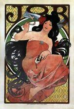 Reproduction Art Deco Multi-Colour Art Prints