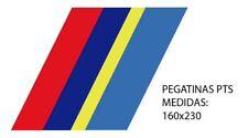 PTS, Peugeot Talbot Sport, pegatina, vinilo, vinyl, aufkleber, decal. PSA