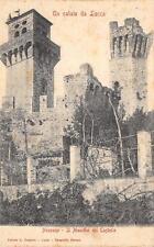 3684) UN SALUTO DA LUCCA NOZZANO IL MASCHIO DEL CASTELLO.