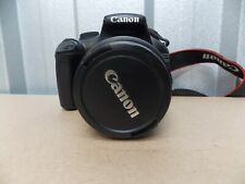 Canon EOS 1100D Cámara, Lente, paquete de la batería, cable de carga y Bolsa
