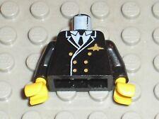 Buste LEGO Minifig torso w Airplane 973p04 / Set 6377 6356 6597 6396 10159 6399