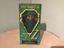 LIVING DEAD DOLL OZ VARIANT PURDY AS THE SCARECROW  BY MEZCO  BNIB SEALED