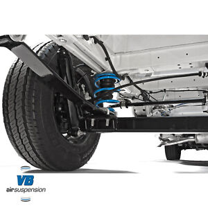 VB-Airsuspension Rear/Light Coil Springs Peugeot Boxer X250 2006-