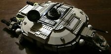 Custom Lego Star Wars Rebel Corvette With Captain and Crew