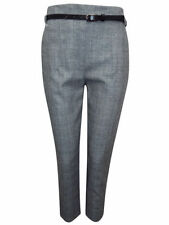 Marks and Spencer Woolen Mid Rise Trousers for Women