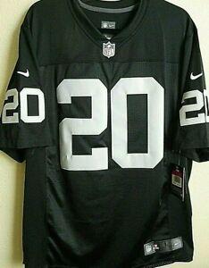 NFL Nike Oakland Raiders Football Darren McFadden #20 Limited Jersey L 468933