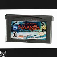 Chronicles of Narnia: The Lion the Witch & the Wardrobe [Nintendo GBA Story Game